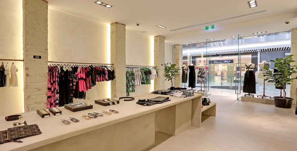 Melbourne Retail Plastering Project